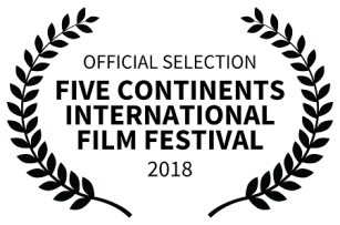 OFFICIAL SELECTION - FIVE CONTINENTS INTERNATIONAL FILM FESTIVAL - resized