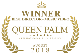 QPIFF Winner Laurel (Best Director-Music Video)- Gold